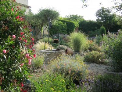 Le jardin sec